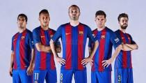"""Un Barcelona más """"clásico"""" para la temporada 16/17"""