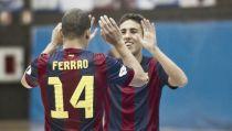 El Barcelona amarga el debut del Levante UD DM