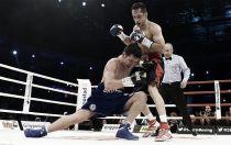 Sturm, Malignaggi, Rigondeaux, Lara y Porter, vencedores en una noche cargada de boxeo