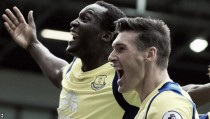 West Bromwich Albion 1-2 Everton: Toffees prevail in entertaining Hawthorns clash
