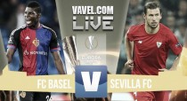 Basel and Sevilla goalless to leave it evenly poised ahead of the second leg