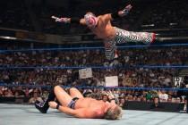 Rey Mysterio Considering WWE Return