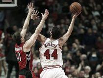 Bulls vencem Raptors e assumem terceiro lugar da Conferência Leste