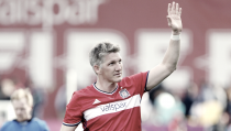 """Schweinsteiger lamenta não ter trabalhado com Mourinho """"noutra altura"""""""