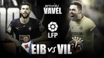 SD Eibar- Villarreal CF: sprint final hacia el objetivo