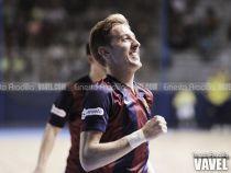 FC Barcelona - Burela FS: con ganas de Palau