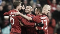 Bayern Munich 4-0 Olympiakos: Bavarians' blitz secures knock-out round berth