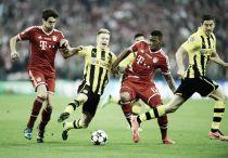 Bayern Múnich vs Borussia Dortmund en vivo y directo online en la DFB Pokal 2015 (0-0)