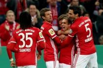 El Bayern de Múnich pasa ronda sin alardes