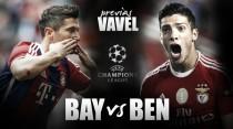 Bayern de Múnich - Benfica: Águilas en ascenso - Vengadores hambrientos de gloria