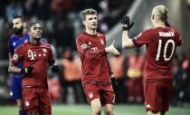 Bayern Monaco - Olympiakos 4-0: tedeschi agli Ottavi come primi