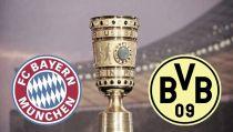 Bayern de Múnich vs Borussia Dortmund en vivo y en directo online en la DFB Pokal 2015