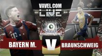 Bayern de Múnich vs Eintracht de Braunschweig en vivo y directo online (2-0)