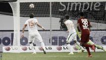 Demasiado castigo para los errores de Leverkusen