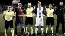 Iglesias Villanueva será el encargado del Barcelona - Leganés