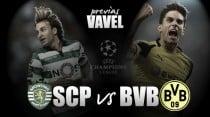 Previa Sporting de Portugal - Borussia Dormund: Batalla en el Alvalade