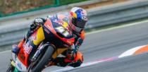 Moto3, Brno: pole per Binder, italiani in prima fila