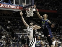 El rey francés tumba al RETAbetBilbao Basket