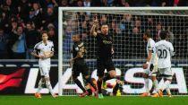 Manchester City montre les crocs