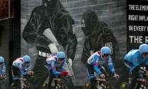 Inicios del Giro de Italia en el extranjero