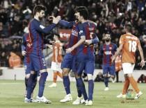 Liga, 35^ giornata. Barça all'esame derby, c'è il Valencia per il Real