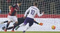 Bologna-Fiorentina 1-1. Nel nome di Berna e Tatarusanu