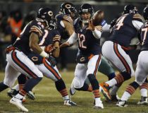 Bears demolió a Dallas e igualó a Detroit en la NFC Norte