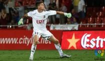 Becerra, nuevo guardameta del Real Valladolid