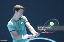 ATP Montpellier: Aljaz Bedene defeats Borna Coric in three sets