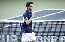 ATP Marseille: Gilles Simon downs Julien Benneteau in three sets, advances to the quarterfinals