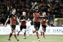 Qualificazioni Russia 2018 - Lukaku riaggancia la Grecia nel finale, il Belgio si ferma sull'1-1