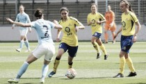 Sigsworth signs professional terms with Doncaster Belles
