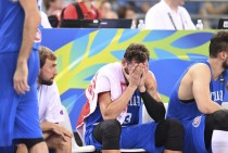 Italbasket, la delusione per una squadra forte che non vince mai