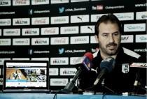 """Joaquín Beltrán: """"Vamos a pelear los 2 torneos"""""""