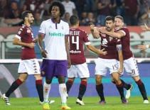 Iago Falque - Benassi, il Torino incorna la Fiorentina. Babacar illude nel finale (2-1)