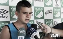 """Nicolás Benedetti: """"Cuando no está Mayer se nos dificulta crear"""""""