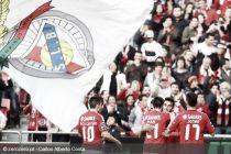 Goleada por todo lo alto en el aniversario de Benfica