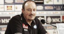"""Benitez difende il suo Napoli: """"Vinto il 77% delle partite giocate dopo Doha. Dobbiamo restare uniti"""""""
