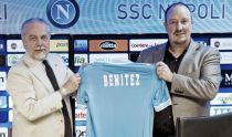"De Laurentiis: ""Dal 500mo posto alla top 20, ora lo stadio. Benitez ed Higuain restano"""