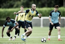 Mauricio Pochettino open to the idea of sending Bentaleb on loan to Benfica, suggest reports