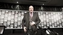 """Benítez: """"Estoy muy contento de poder seguir en el Newcastle"""""""