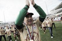 Berdyev, despedido en el Rubin Kazan