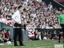 """Eduardo Berizzo: """"La derrota de hoy no empaña la temporada que hemos tenido"""""""