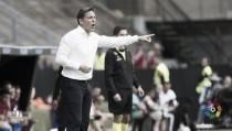 Berizzo elogió el trabajo de sus jugadores frente al Granada