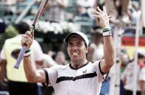 """Carlos Berlocq: """"Llegar a Roland Garros y remontar dos sets me da mucha emoción"""""""