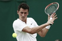 La lluvia y Tomic frenan a Verdasco