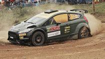 Pareja italiana en el Mundial 2015: Bertelli y Pirelli con un Ford Fiesta WRC