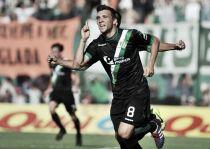 """Bertolo: """"No sé si gritar el gol, de convertirlo"""""""