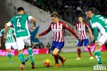 Fotos e imágenes del Betis 0-1 Atlético de Madrid, jornada 12 de Primera División