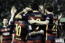 La Liga de momento se queda en Barcelona